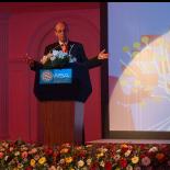 WSA įkūrėjas ir vadovas prof. Peter A. Bruck: išmanus e. turinys išmaniems žmonėms.